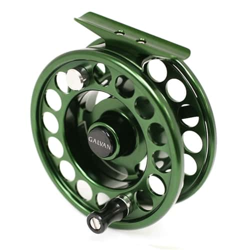 Galvan Rush Light Fly Reel Fly Line Included