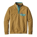 Patagonia Men's Cotton Quilt Snap-T Pullover Closeout Sale