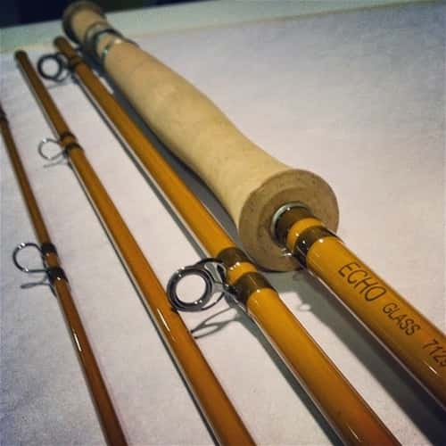 Echo Glass 2 Hand And Switch Fly Rod