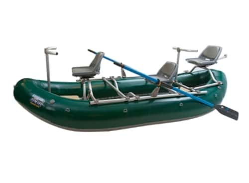 Outcast pac 1300 raft for Fly fishing raft for sale