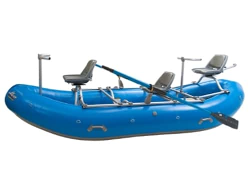 Outcast pac 1400 raft for Fly fishing raft for sale