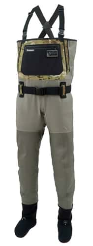 Simms g3 warriors and quiet waters limited edition waders for Fly fishing waders sale