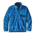Patagonia Mens Lightweight Synch Snap-T Pullover Closeout Sale