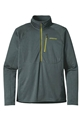 Patagonia Men's R1 Pullover Nouveau Green Closeout Sale