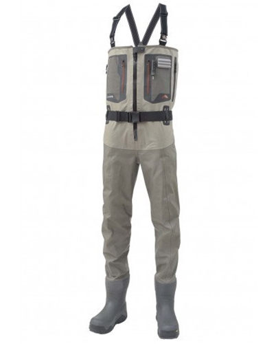 Simms g4z gore tex bootfoot fishing waders for Fly fishing waders
