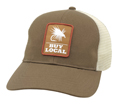 Simms Buy Local Patch Trucker Closeout Sale