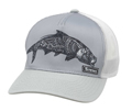 Simms Flexfit Five Panel Trucker Artist Series