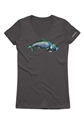 Simms Women's Artist Series Larko Tarpon Short Sleeve T Closeout Sale