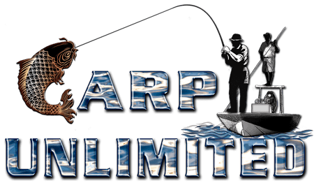 carp unlimited, carp on a fly, fly fishing for carp, carp flies