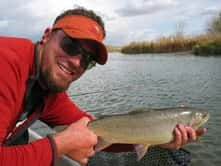 meet the wyoming fly fishing outfitter guide staff, Fly Fishing Bait