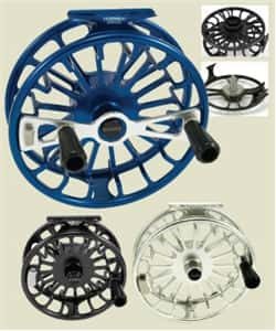 Galvan Torque Tournament Series Fly Reel (Includes Fly Line)