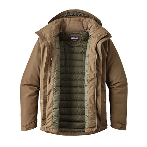 Duck Boats For Sale >> Patagonia Men's Topley Jacket