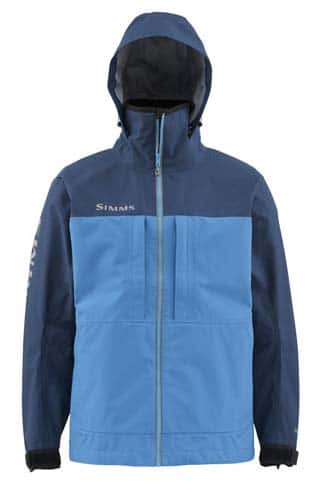 Simms contender jacket for Fly fishing rain jacket