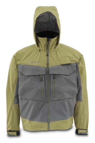 Simms g3 guide jacket for Fly fishing rain jacket