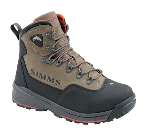 Simms headwaters pro boot vibram for Fly fishing shoes
