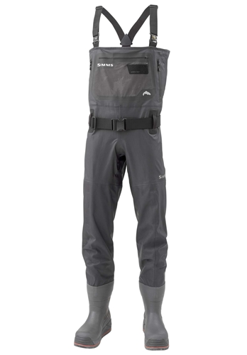 simms exstream gore tex bootfoot fishing waders closeout sale