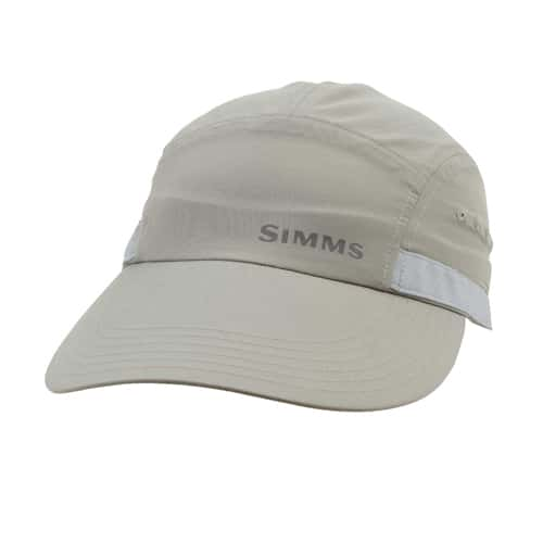 Simms flats cap long bill for Long bill fishing hat