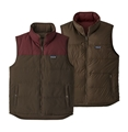 Patagonia Men's Reversible Bivy Down Vest Closeout Sale