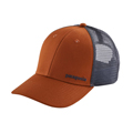 Patagonia Small Text Logo LoPro Trucker Hat Closeout Sale