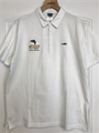 Platte River Fly Shop Logo Patagonia Fitz Roy Trout Polo Closeout Sale