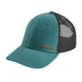 Patagonia Small Text Logo LoPro Trucker Hat Closeout Sale Select Colors