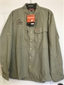 Platte River Fly Shop Logo Simms Guide Long Sleeve  Shirt Bargain Sale