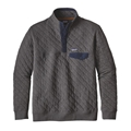 Patagonia Men's Organic Cotton Quilt Snap-T Pullover Closeout Sale Select Colors