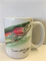 Dave Whitlock Fly Fishing Coffee Mugs