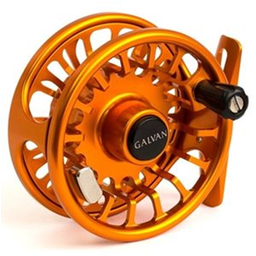 ROD FREE US SHIP GALVAN T-9 SPARE SPOOL FOR TORQUE 9 FLY REEL CLEAR FOR 9//10 WT