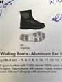 Patagonia Danner Foot Tractor Wading Boots - Aluminum Bar