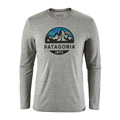 Patagonia Men's Capilene Daily Long-Sleeved Graphic T-Shirt