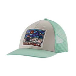 PATAGONIA SUMMIT ROAD LOPRO TRUCKER HAT