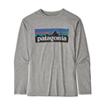 Patagonia Boy's Long-Sleeved Capilene Cool Daily T-Shirt