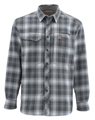 Simms Guide Flannel Long Sleeve Shirt Closeout Sale