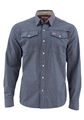 Simms Stillwater Chambray Long Sleeve Shirt