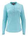 Simms Womens Drifter Tech Henley Bargain Sale