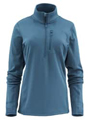 Simms Women's Fleece Midlayer Half-Zip Closeout Sale