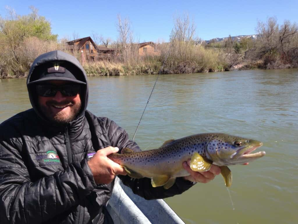 Meet the wyoming fly fishing outfitter guide staff for Casper wyoming fly fishing