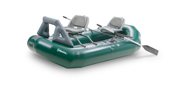 Outcast osg striker raft review for Fly fishing raft for sale