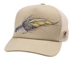 Simms Artist Series Fly Trucker