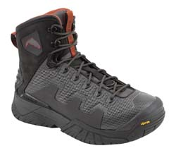 Simms G4 Pro Fishing Boot with vibram sole