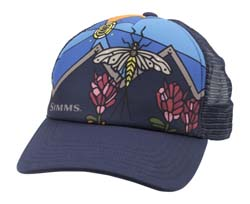 Simms Small Fit Foam Mayfly Trucker