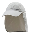 Simms Men's Superlight Sunshield Cap
