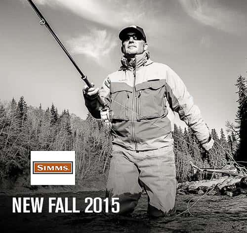 Simms 2015 Fall Fly Fishing Collection