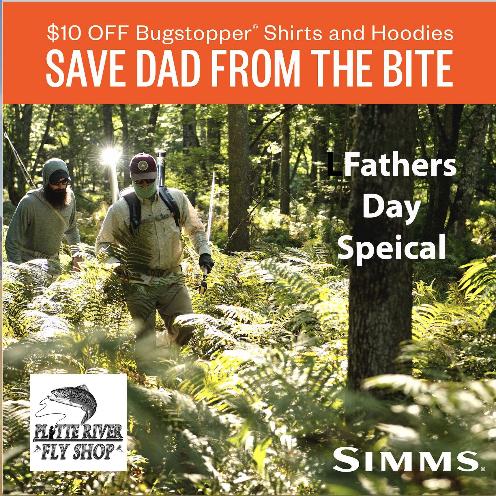 simms fathers day sale