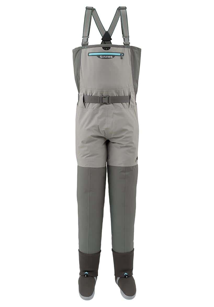 simms women's freestone wader for fishing