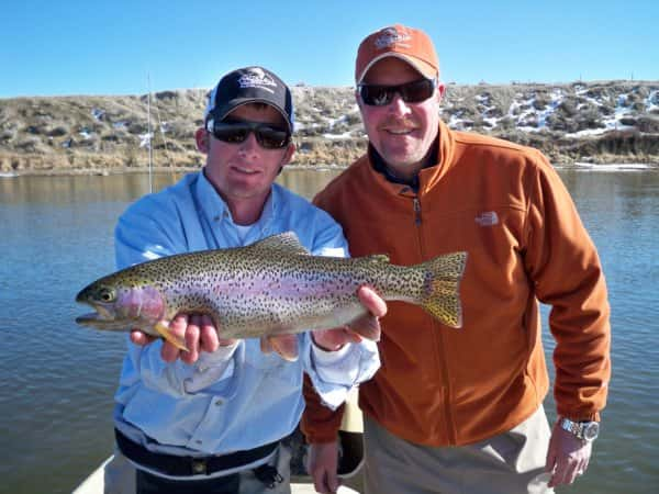 guide kray lutz with client