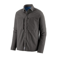 Patagonia Men's Long Sleeved Snap-Dry Shirt