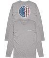 Simms Men's Reel Patriot Longsleeve T-Shirt