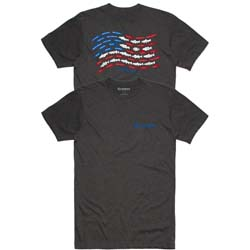 Simms Upstream USA T-Shirt